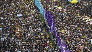 7/22 时事大家谈:香港面临空前危机,北京或出重手干预?