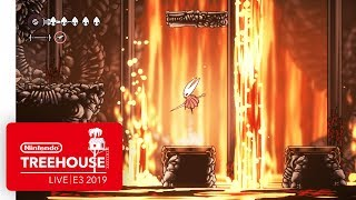 Download Hollow Knight: Silksong Gameplay - Nintendo Treehouse: Live | E3 2019 Mp3 and Videos