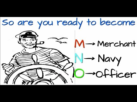 Intoduction to MERCHANT NAVY