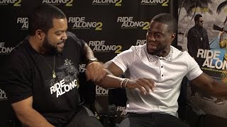 Ice Cube Plays 'What Would Kevin Hart Do?' | Scoopla