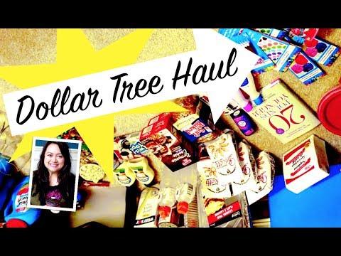 DOLLAR TREE HAUL ♥︎ Nov 6 2017