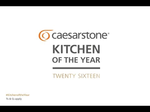 Enter the Caesarstone Kitchen of the Year competition