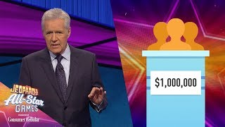 HOW WILL THE JEOPARDY! ALL-STAR GAMES WORK?