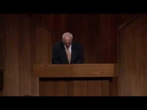 Characteristics of a True Church, Part 1 (Selected Scriptures)