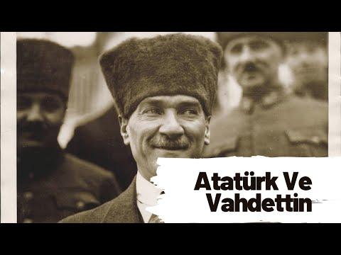 Atatürk'ün Vahdettin'le Olan Görüşmesi indir