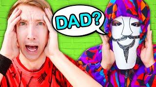 PERLITA's DAD FOUND! Spy Ninjas Stuck in Prison Underground & I Spent 24 Hours Escaping Challenge