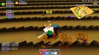 Cube World Gameplay s Georgiikem CZ [HD]