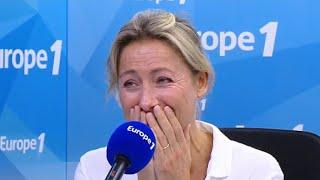Matthieu Noël compile les gaffes d'Anne-Sophie Lapix dans