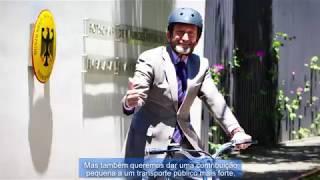 Primeiro Dia Mundial da Bicicleta promove uso do transporte sustentável