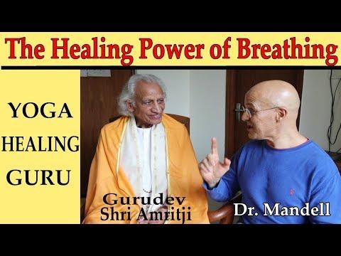 WORLD'S FAMOUS YOGA GURU TEACHES THE SELF-HEALING POWERS OF BREATHING