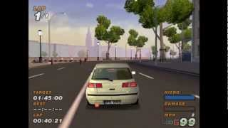 Alarm for Cobra 11 Vol. 2 : Hot Pursuit - Gameplay PS2 HD 720P