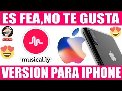 Cómo desactualizar una aplicación o regresar a versiones anteriores ( MUSICAL.LY ) iphone IOS