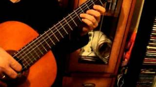 Scarborough fair - solo guitar