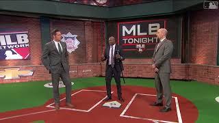 MLB Tonight: Harold Explains How To Beat The Shift