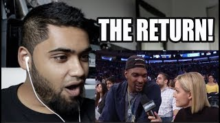 CHRIS BOSH IS PLANNING ON RETURNING TO THE NBA! EXCLUSIVE INTERVIEW!