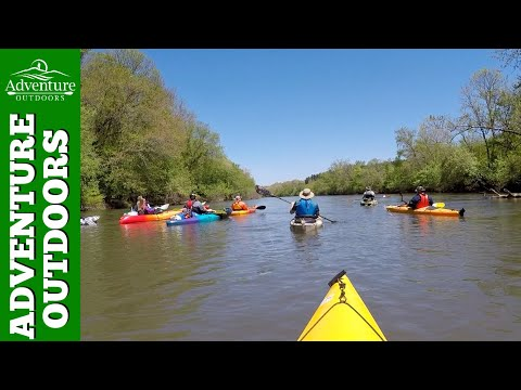 French Broad River Kayaking In Asheville, NC