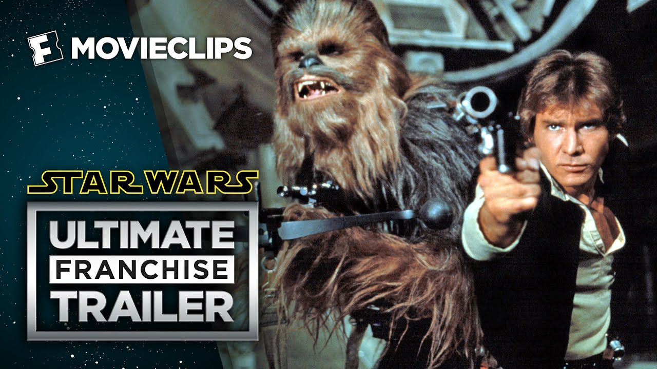 Star Wars Ultimate Franchise Trailer (2016) HD