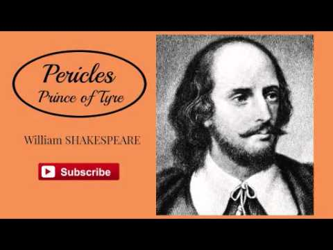 Pericles :  Prince of Tyre by William Shakespeare - Audiobook