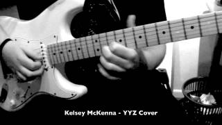 YYZ Guitar Cover - Kelsey McKenna