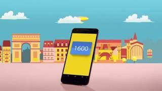 Mobilní banka - Transakční historie