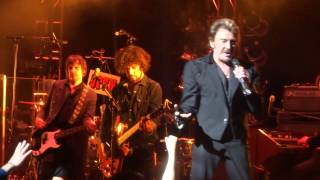 Quelque chose de Tennessee - Johnny Hallyday - 06/05/14 - Beacon Theatre