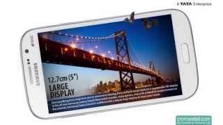 Samsung Galaxy Grand Duos GSM Mobile Phone (Dual SIM)