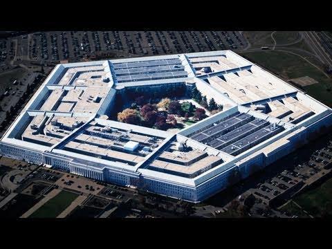 Pentagon - U.S. Overspending On Defense