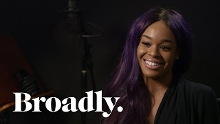 Azealia Banks on Being a Controversial Witch