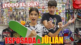 UN DIA ESPOSADA CON JULIAN | TV Ana Emilia