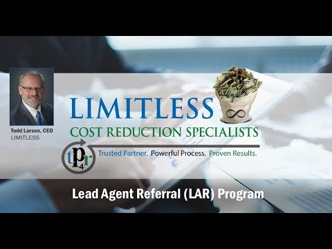 The LIMITLESS Lead Agent Referral Program Introduction