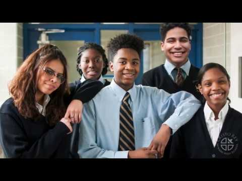 Cristo Rey Newark High School: Academics+Work+Character=Success