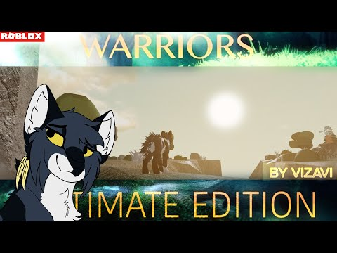Roblox Taking A Look Around Vizavi S Warrior Cats Ultimate