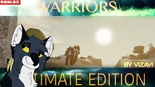 ROBLOX//Taking A Look Around Vizavi's Warrior Cats: Ultimate Edition! (GAMEPLAY)