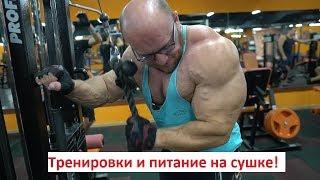 Скоро сушка! Как изменятся тренировки и питание?!