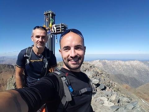 Pica d'Estats - Pic Verdaguer - Pic Montcalm (Vall Ferrera)