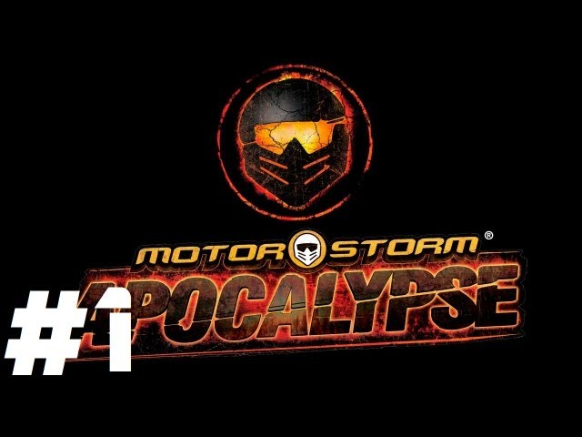 MotorStorm: Apocalypse - Mash