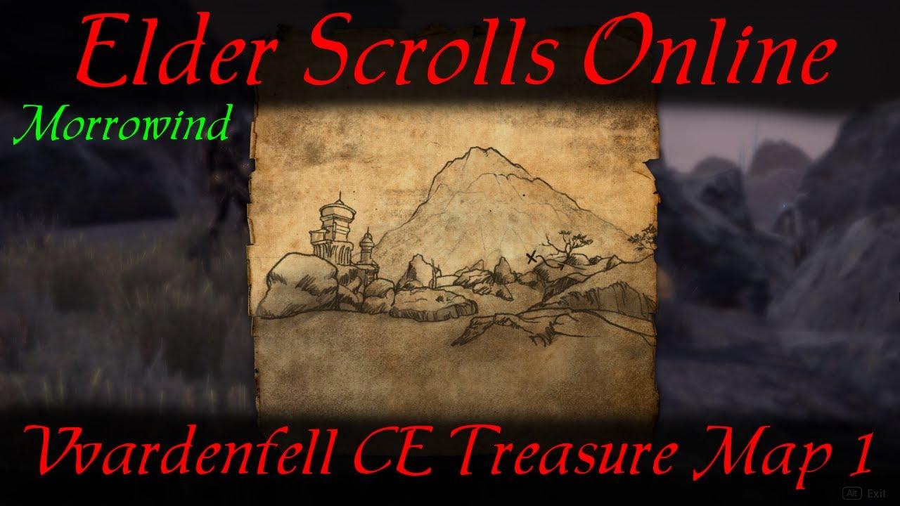 Eso Ce Treasure Maps | Rtlbreakfastclub