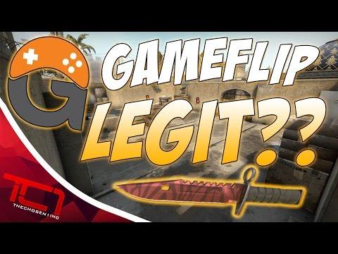 Gameflip legit / T mobile phone top up