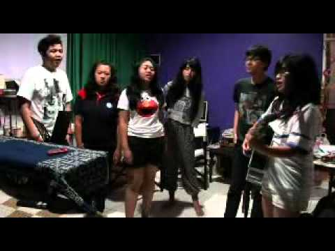 Justin bieber - U Smile acoustic cover by LaVoicesindonesia
