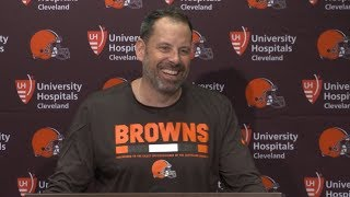 Offensive Coordinator Todd Haley Introductory Press Conference
