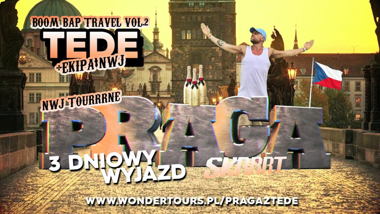 BOOM BAP TRAVEL & NWJ VOL.2: PRAGA