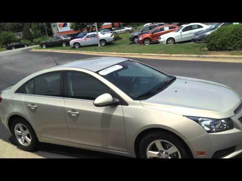 John Hiester Chevrolet 2011 Cruze Youtube