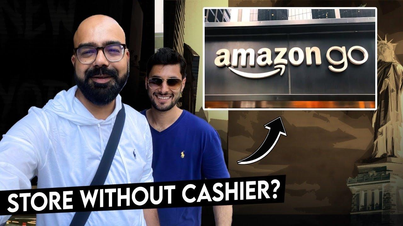 Store Without Cashier? | Junaid Akram