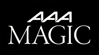 AAA/MAGIC ドラマ「奪い愛、冬」主題歌 ▽AAA New Single「MAGIC」 2017...