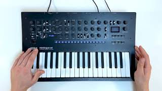minilogue xd 2.0 Firmware Installation Tutorial/Feature Overview