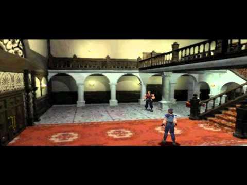 PSX - Resident Evil 1 dublado - Conferindo o Game (Download do Game)