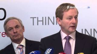 Taoiseach announces 100 new jobs in Healthcare Company