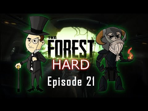 The Forest (HARD) #21 : Now That's What I Call Music
