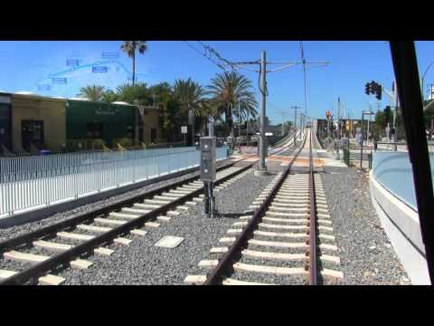 Preview: Expo Line from Culver City to Santa Monica