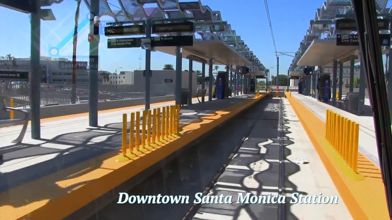 Everything you need to know about the Expo Line extension to Santa